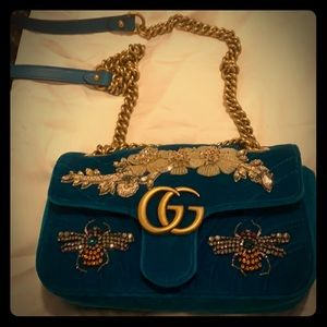 Limited Edition GUCCI Small shoulder bag
